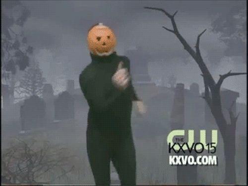 dancing pumpkin gif