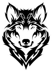 wolf vector - Google-haku
