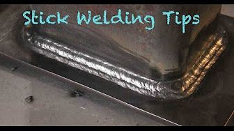 Mig Welding Technique Taught by Old Timer - YouTube