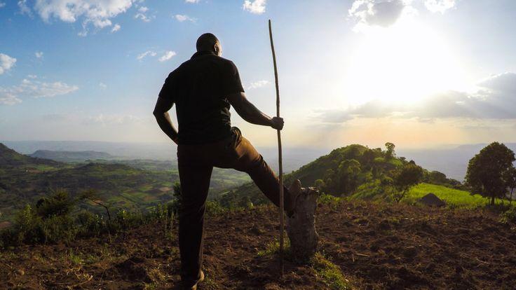 GoPro: Julius Yego - The YouTube Man  self training