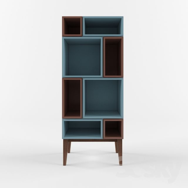 ZWEED - Bookshelves