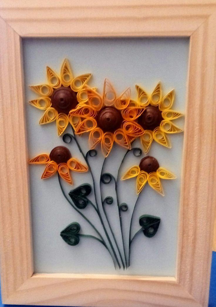 Tablou Floarea soarelui 2