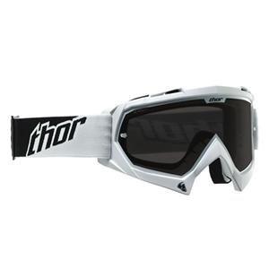 Thor Motocross Sand Enemy Gogles - http://downhill.cybermarket24.com/thor-motocross-sand-enemy-gogles-2013-new-white/