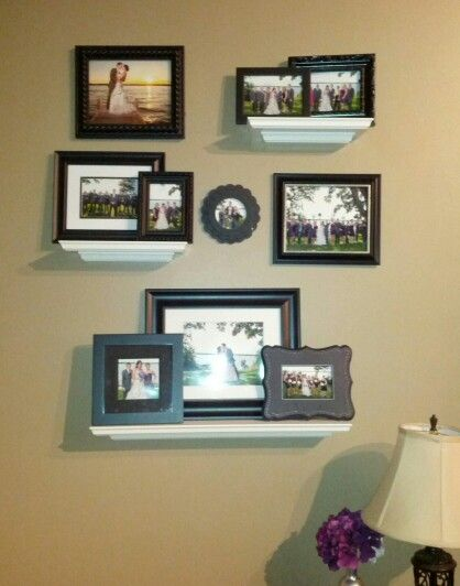 Best 25+ Frame arrangements ideas on Pinterest | Wall frame arrangements,  Picture frame arrangements and Picture frame layout