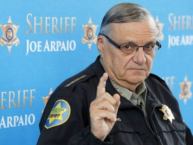Sheriff Joe Arpaio: Executive Order or Not, 'I'm Not Surrendering the Guns'