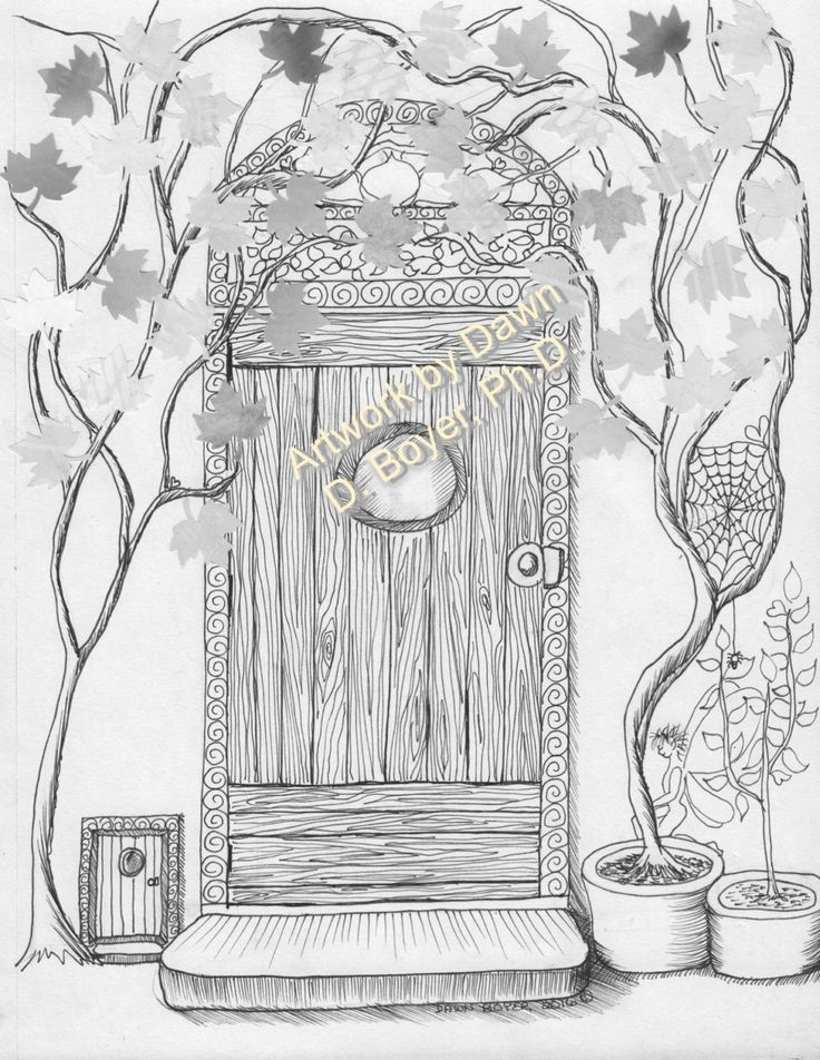 Fairy Houses and Fairy Doors Vol 3 and 4 - Individual ...