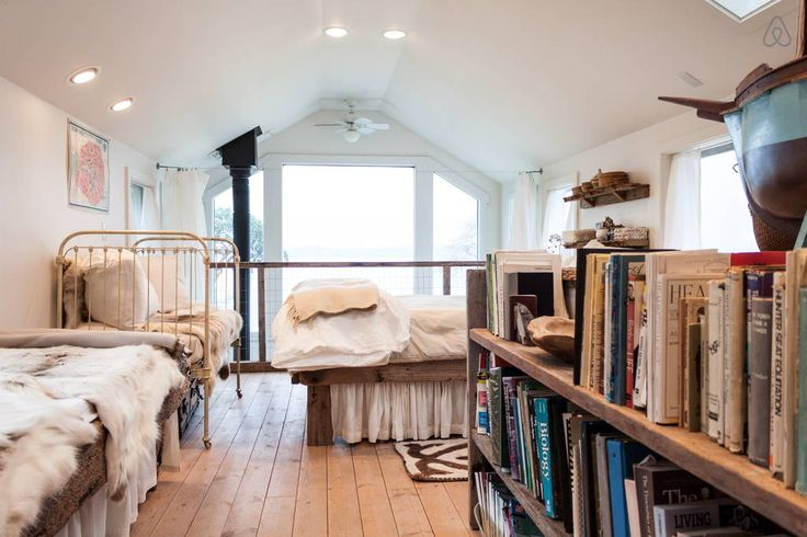Check out this awesome listing on Airbnb: Loft and Beach, Vashon Island - Lofts for Rent