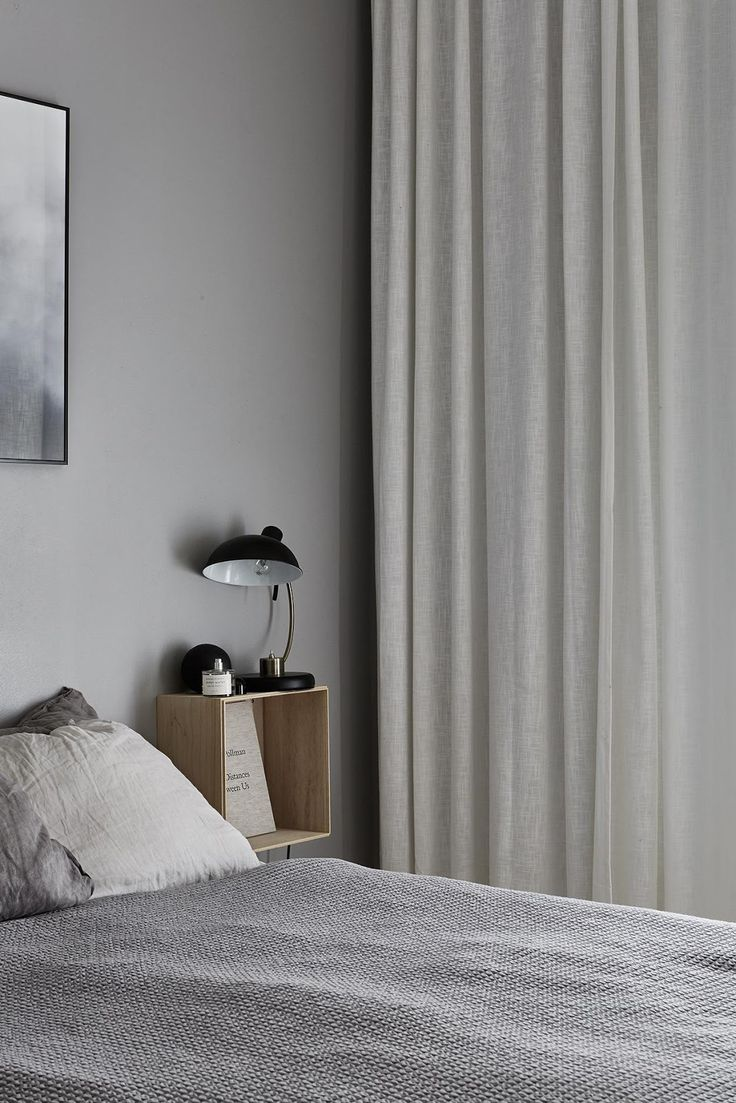 Love this bedside idea