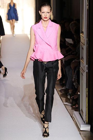 pink at YSL