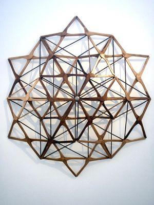 hexagons 3-D