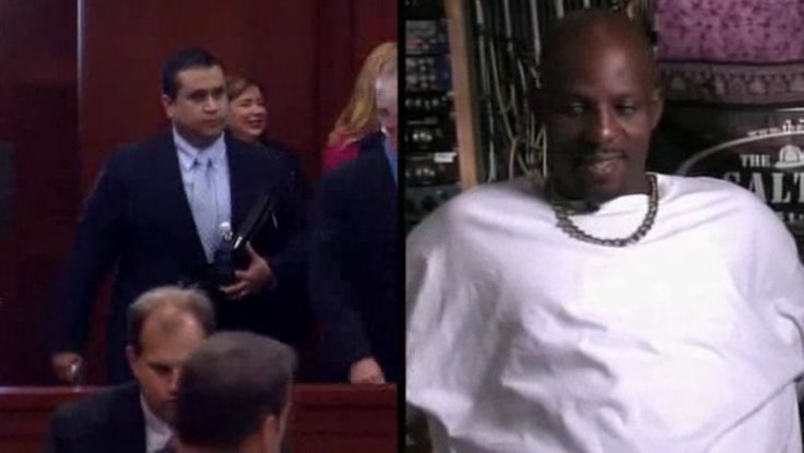 On Wednesday, CNN reported that George Zimmerman had chosen rapper DMX as his opponent in an upcoming celebrity boxing match.