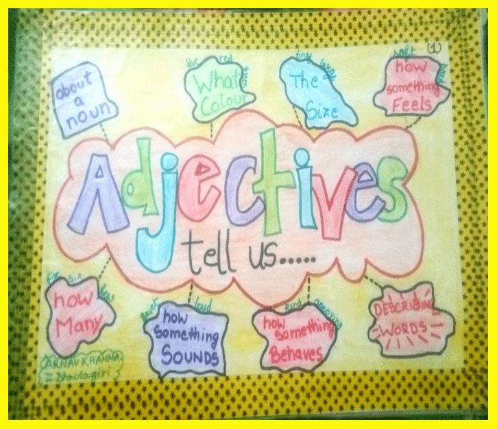 how_to_make_adjective_flash_card_for_studying