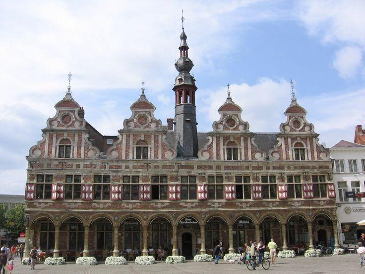 The Bourse Amsterdam 1630 -