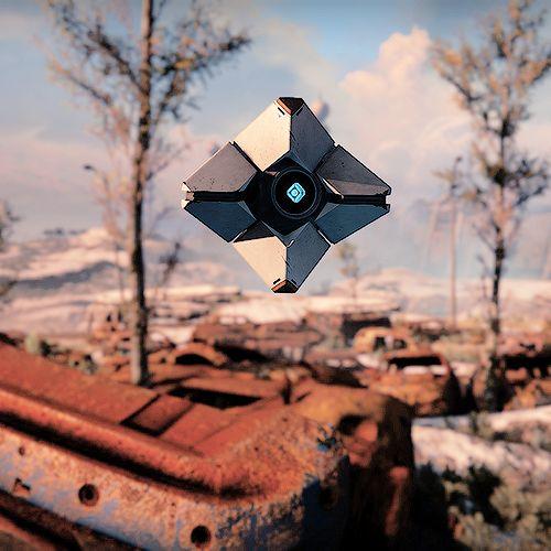 Destiny game - Ghost