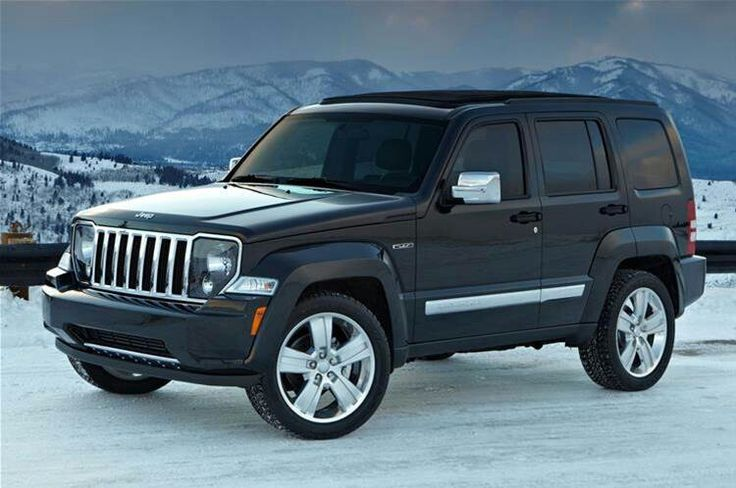 2015 Jeep Liberty