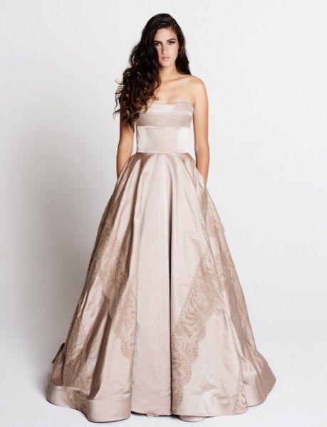 Tara LaTour Wedding Dresses collection Spring 2014