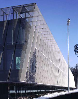 Tilla Theus, Swiss Architect FIFA headquarters
