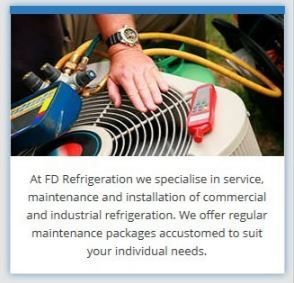 Read more about our quality commercial refrigeration repair services here: http://www.fdrefrigeration.com.au/services/