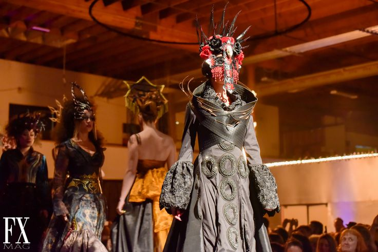 Hot Couture 2016 at The Crucible (Oakland, CA) #houtcouture2016