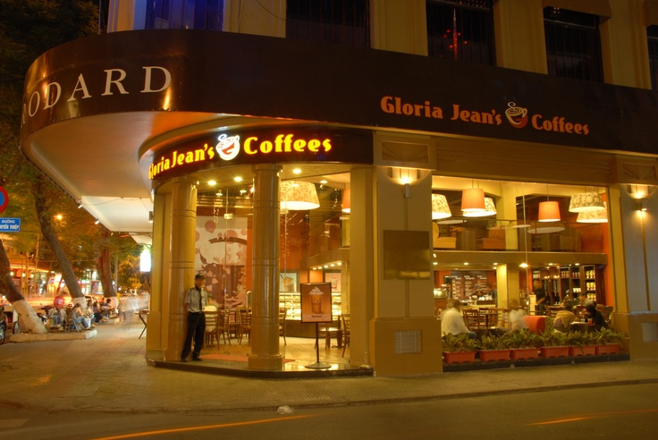 Gloria Jean's Coffees International