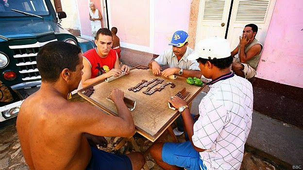 Doble nueve, una curiosidad del dominó cubano