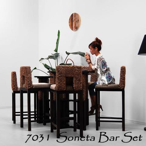 Soneta Bar Set