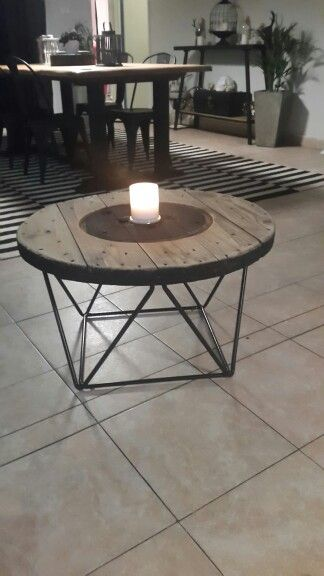 Recycled coffee table I made