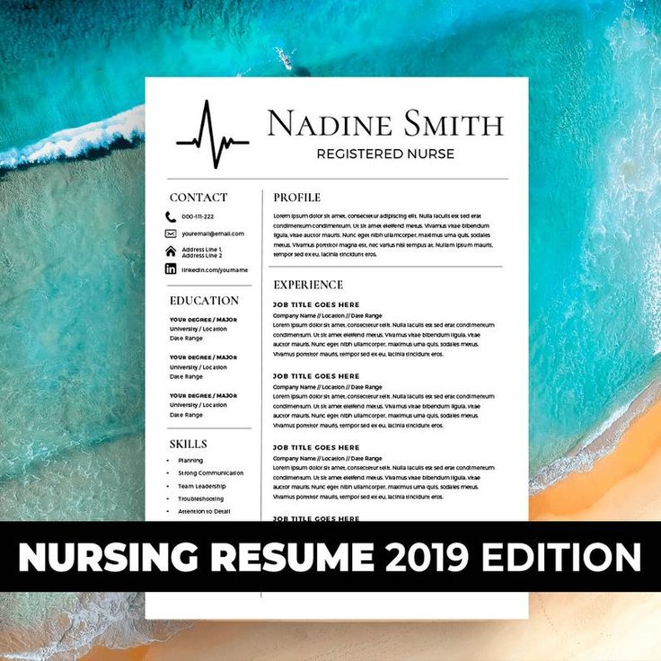 35+ Nurse practitioner resume builder ideas