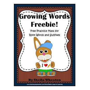 10 best reading help images on pinterest root words teacher free do you want a great resource for teaching and practicing root words and suffixes fandeluxe Image collections