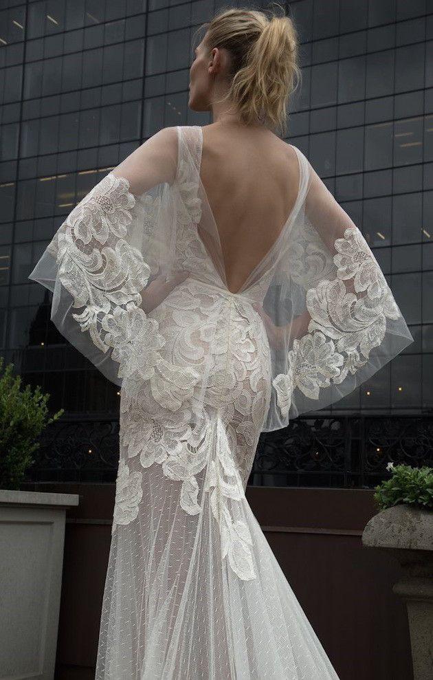 Inbal Dror Wedding Dress Collection 2016 | Bridal Musings Wedding Blog