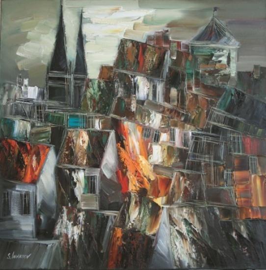 Sergei Inkatov - My town