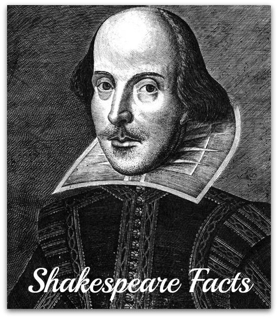 Happy Birthday, William Shakespeare. Here are some facts about ol' Bill on his 450th birthday.