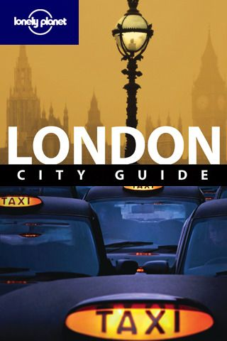 I want to go back to London.  Lonely planet app // London