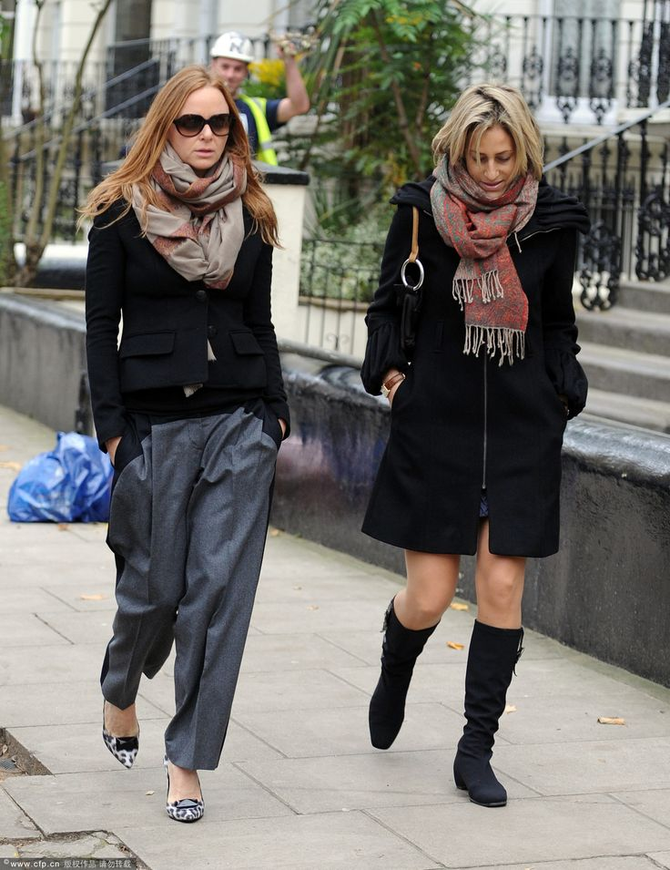Stella McCartney, Emily Maitlis