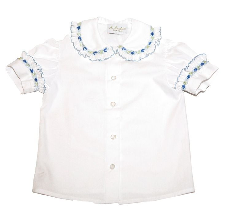 girl smocked shirt 1