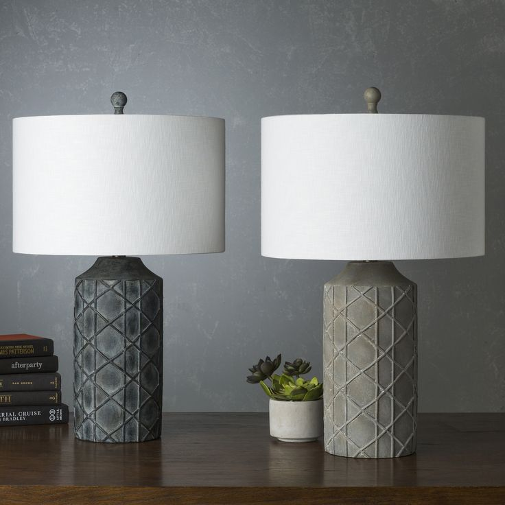 Light Up Your Living Space In Style With Antique Finished Brenda Table Lamps  From Surya
