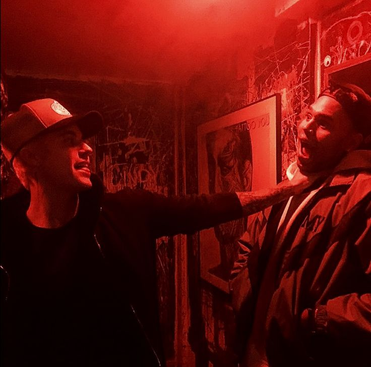 Justin Bieber x Chris Brown