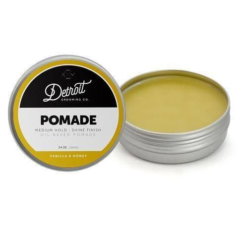 HAIR POMADE - OIL BASED POMADE 3.4 OZ.