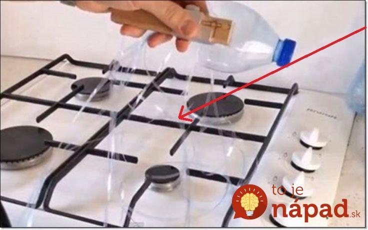 Plastové fľaše už nemusia byť problémom, práve naopak. Pozrite si tento skvelý nápad! :-)