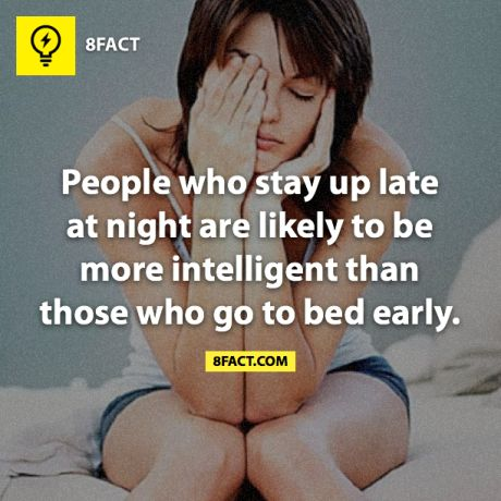 I have heard this before, it is supposedly Because our brains are more active which causes trouble sleeping.
