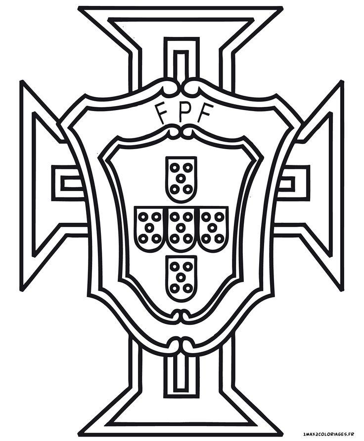 logo football l'équipe du Portugal