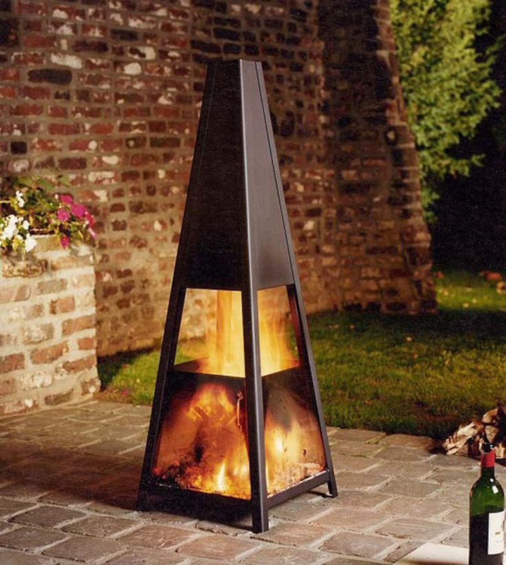 34 best Fire pit for terrace patio images on Pinterest ...