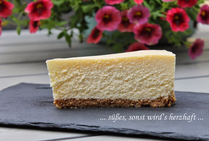 Martha Stewart-New York Cheesecake Rezept