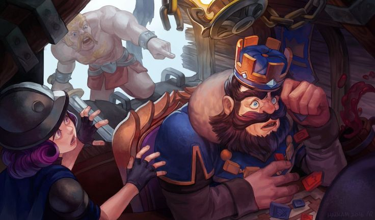 "Clash Royale en Twitter: ""AMAZING Fan Art by 해깜 <3 From: https://t.co/j1G9Ug5sbk https://t.co/0dKhabhgUU"""