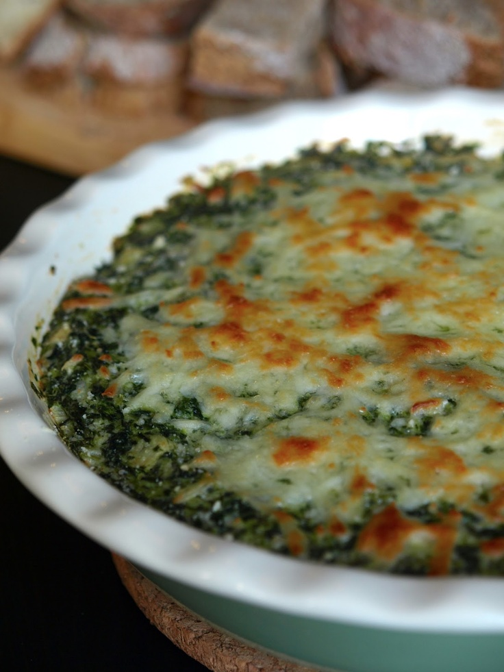 17 Best ideas about Baked Spinach Artichoke Dip on ...