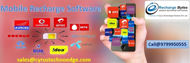 Cyrus Recharge is the best service provider of mobile recharge software development in India that provides advanced solution of online recharge software with the latest features. Our software is of the best quality that is working across 12+ countries in overall world. We also provide many services like travel booking software, money transfer software, ecommerce website development, flight booking software, hotel booking software, bus booking software, cab booking software and much more…