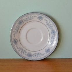 noritake saucer ceramic