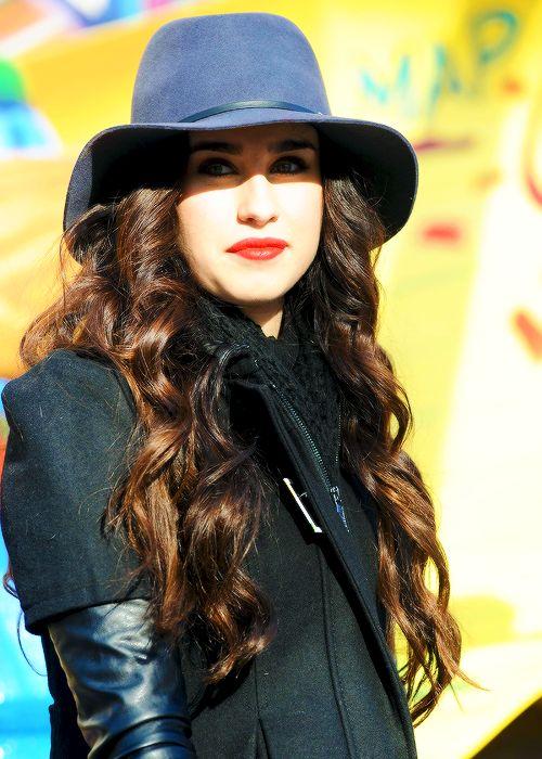 lauren jauregui hat - photo #3