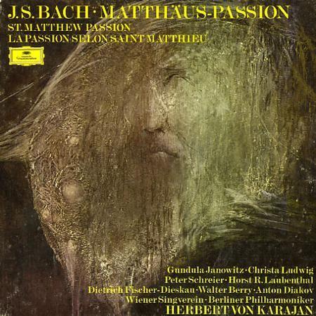 Juan Sebastián Bach - La Pasión según San Mateo - Herbert von Karajan - Filarmónica de Berlín