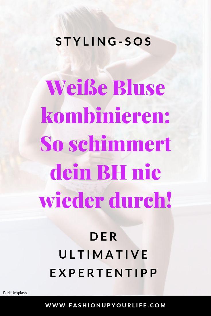 Alternative zum hautfarbenen BH: Diese Farbe wird unter dem Shirt unsichtbar – FASHION UP YOUR LIFE – Manu S